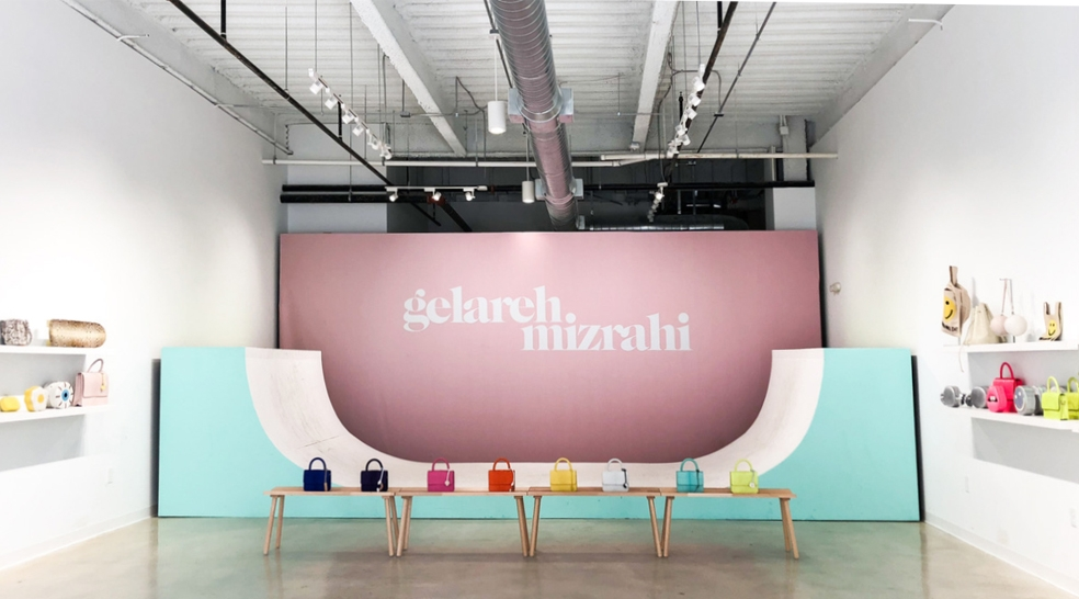Gelareh Mizrahi Opens In the District Bringing A Pop Of Color, Culture and Fun