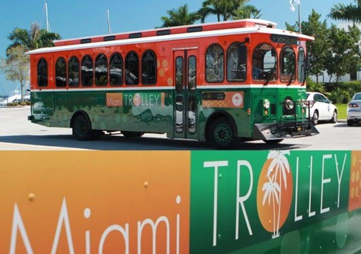 Miami Trolley Now Servicing The Miami Design District
