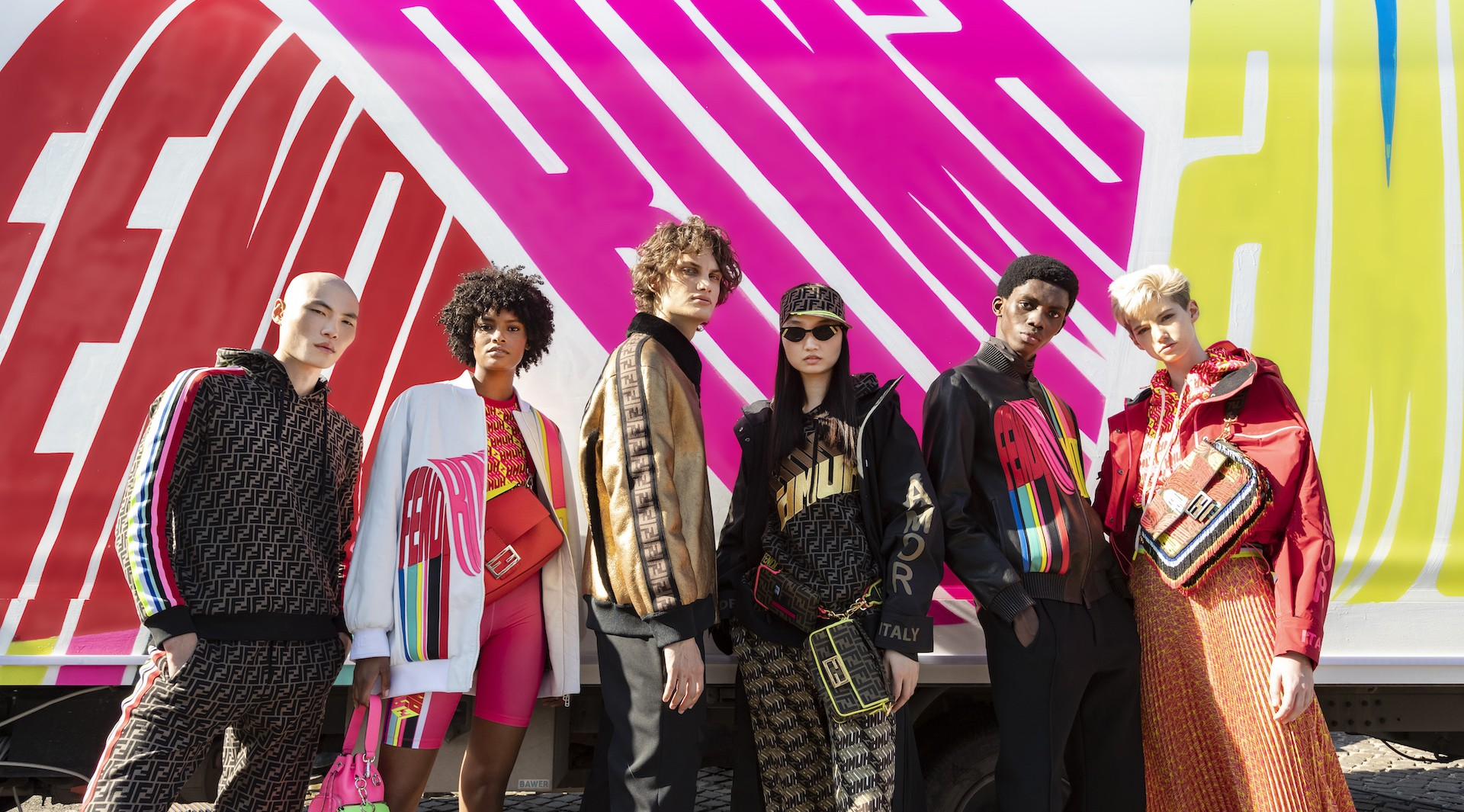 Hot Drop: FENDI Roma Amor in the Miami Design District