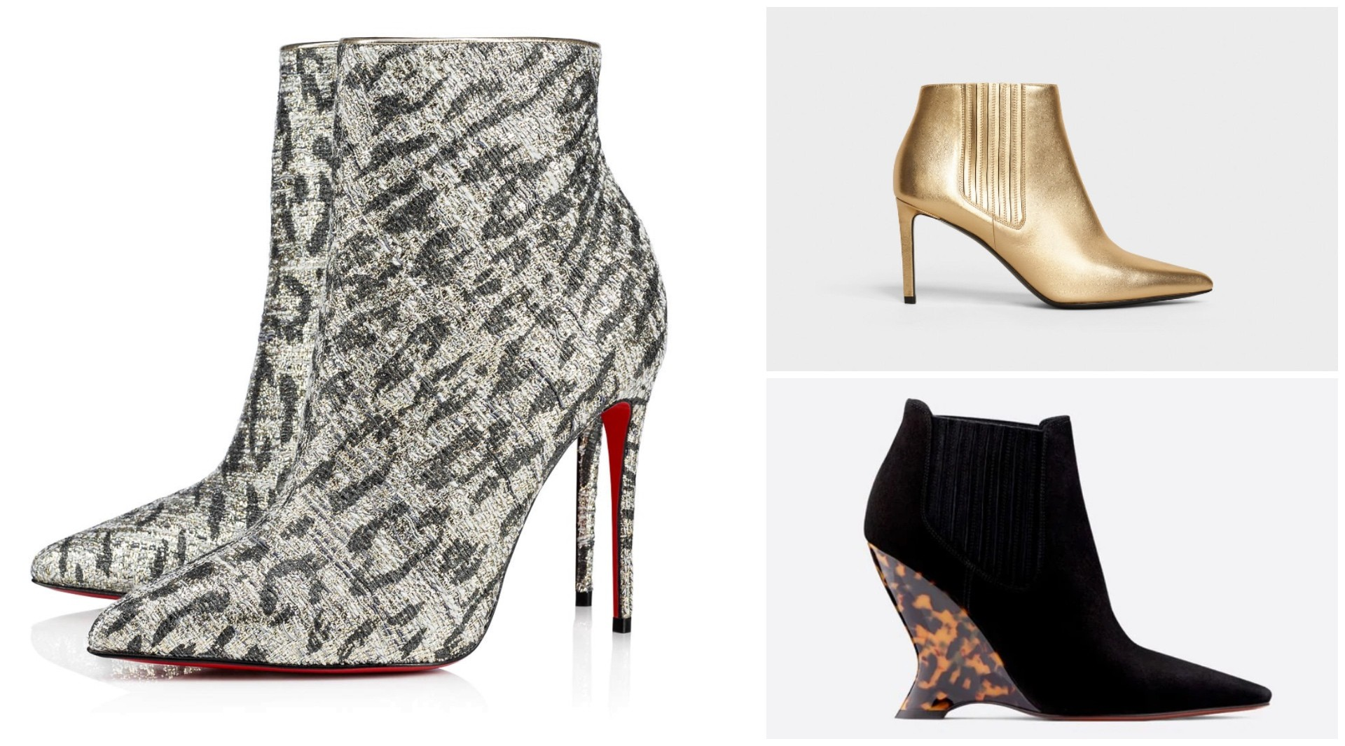 The Best Booties for Fall in Miami