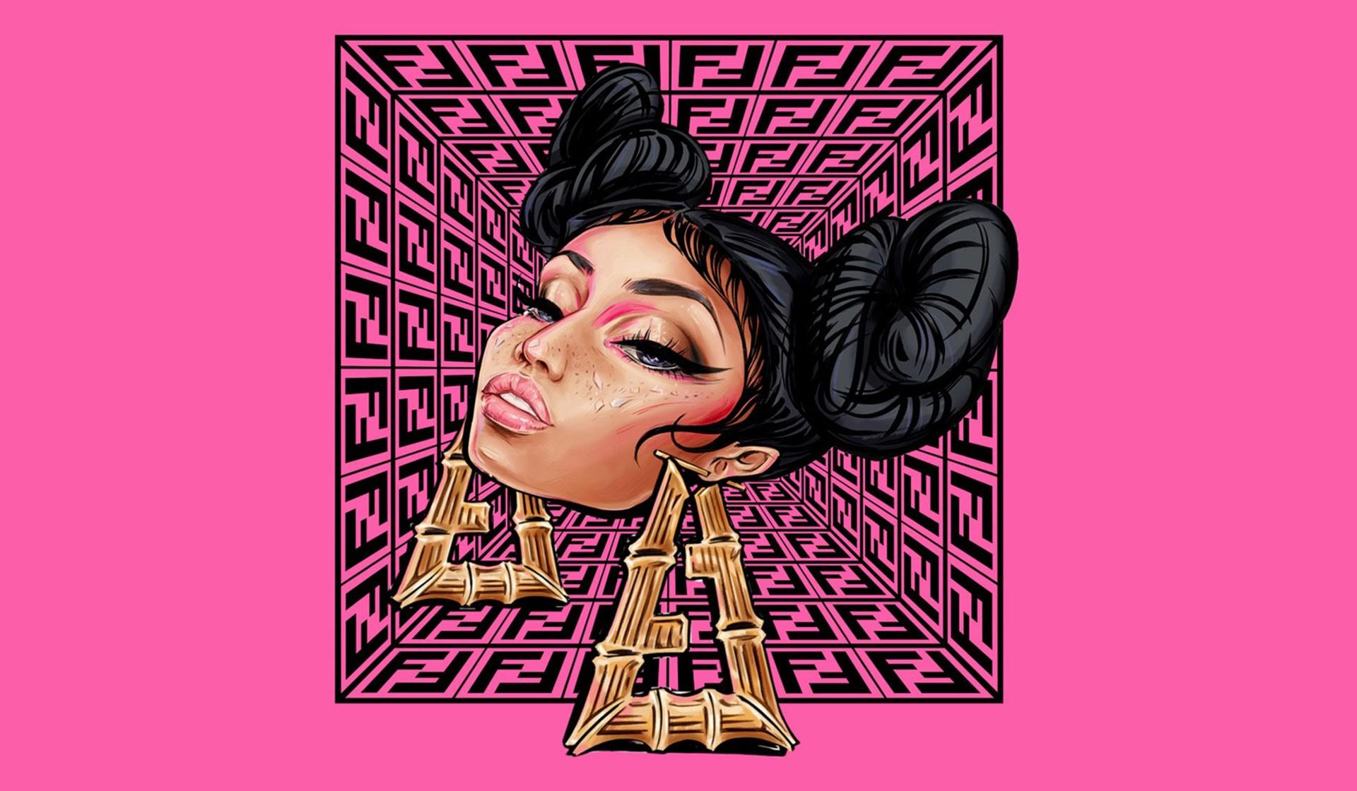 Fendi X Nicki Minaj Collection Drops Today