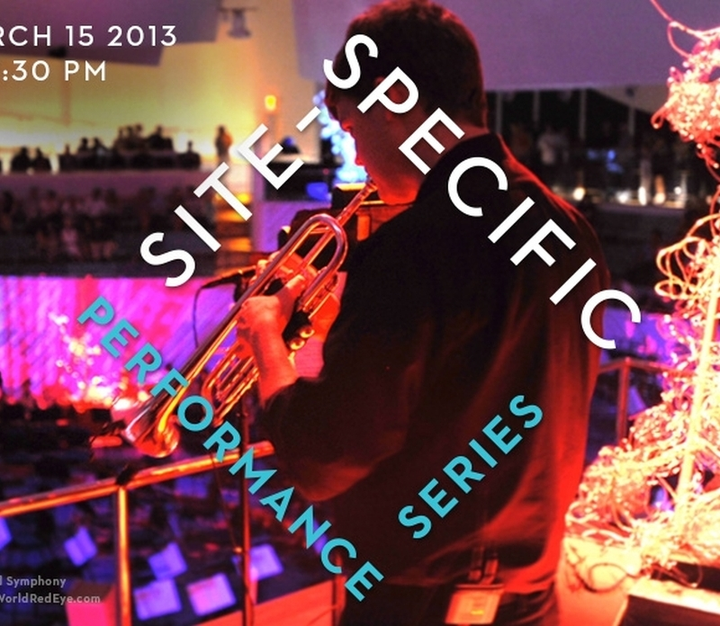 Site Specific Performance Series