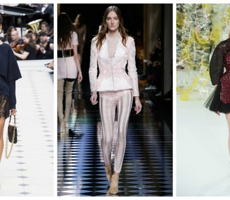 Top Trends to Try from Fashion Week 2016