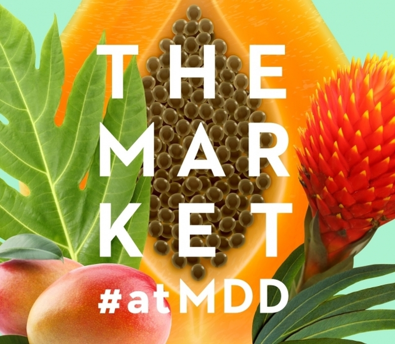 The Market #atMDD, Your New Weekly Farmer's Market