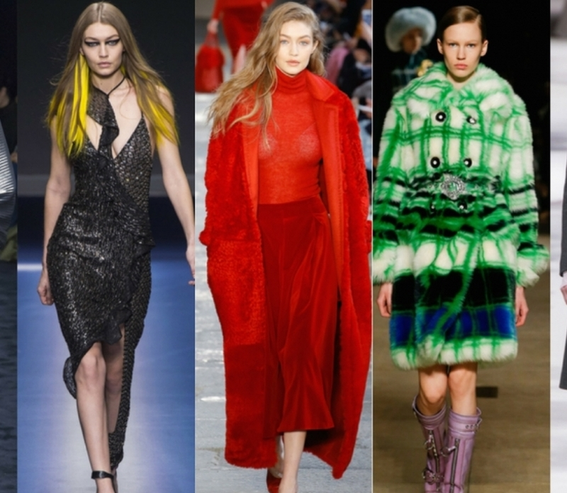 The Five Best Looks From the Fall 2017 Runways