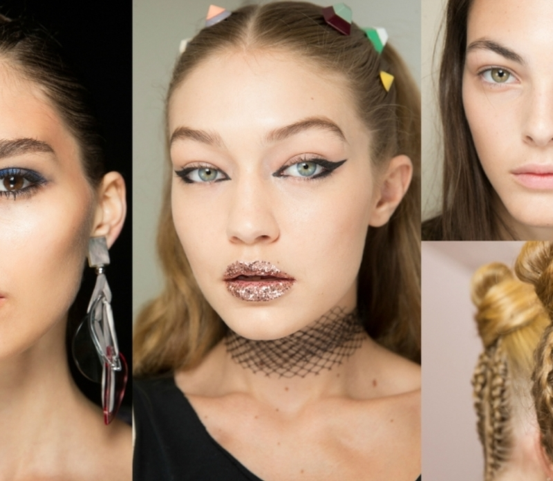 Runway Approved Spring Beauty Trends