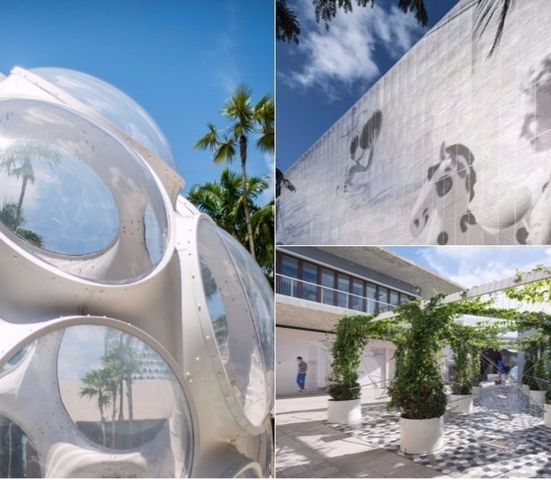 Art Tours For All in the Miami Design District