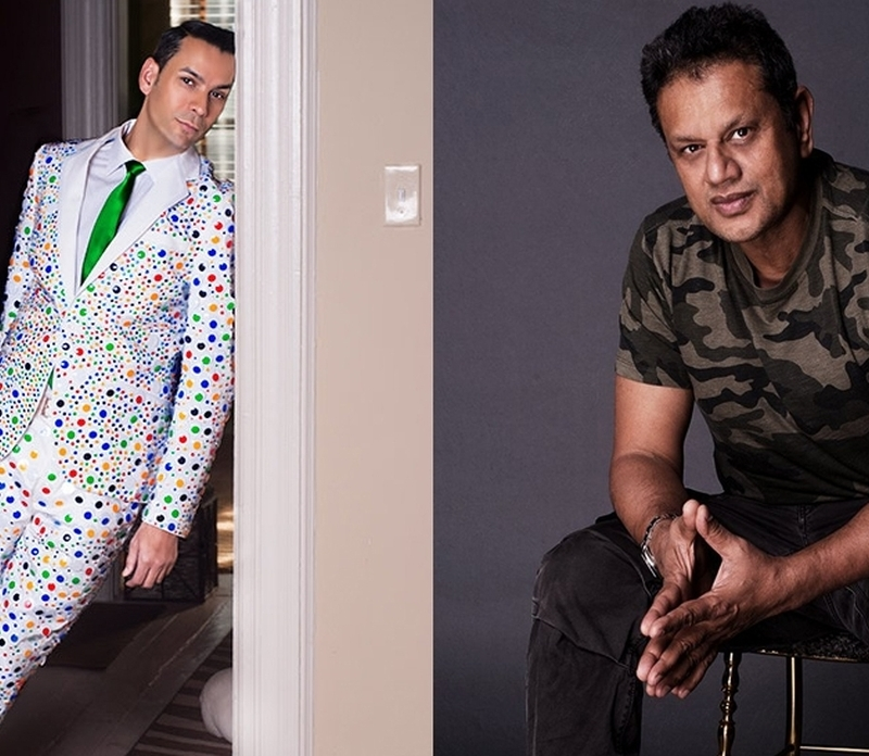 The Art of Storytelling: Naeem Khan in Conversation with James Aguiar