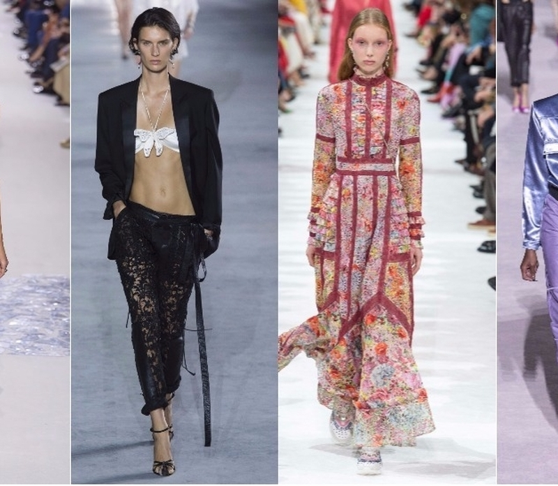 The Top 5 Trends of Spring 2018 Runways