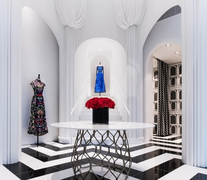 Alice + Olivia's Brings the Drama to MDD