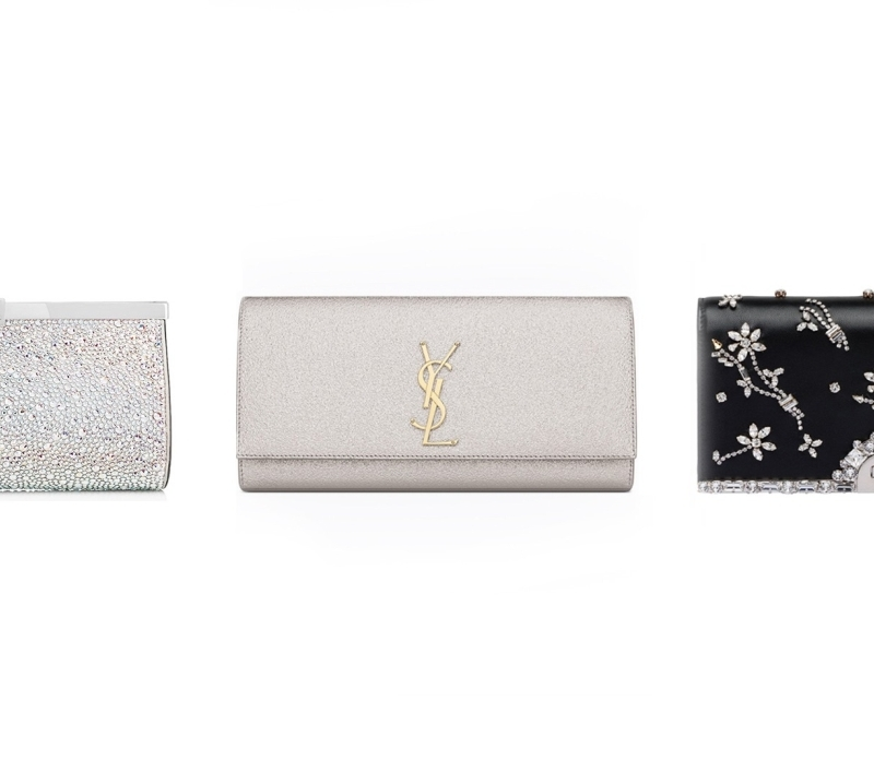 Holiday Party Clutches