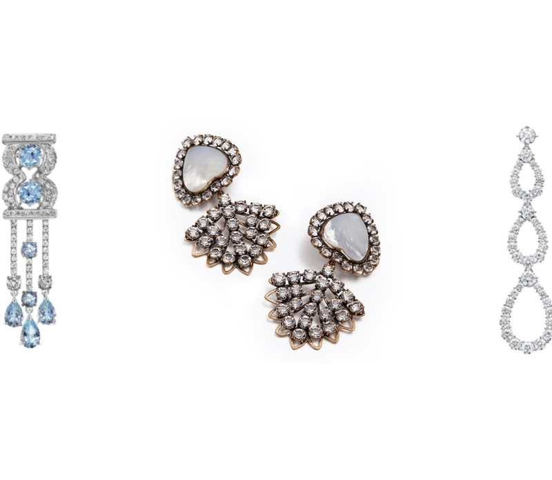 Statement Earrings for the Holiday Season
