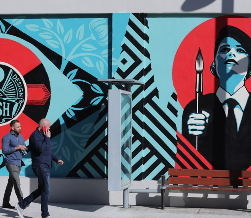 Curious Conversations: Murals in the District
