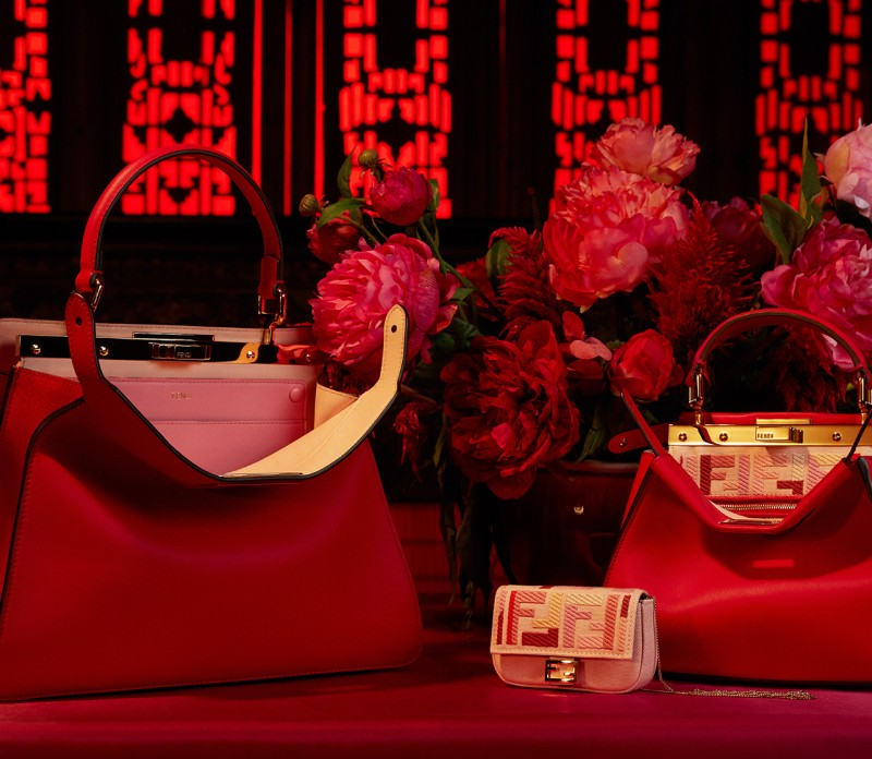 Fendi Lunar New Year Capsule Collection
