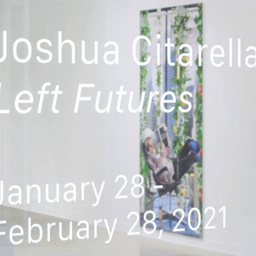 Joshua Citarella: Left Futures presented by Bas Fisher Invitational and Bridge Initiative