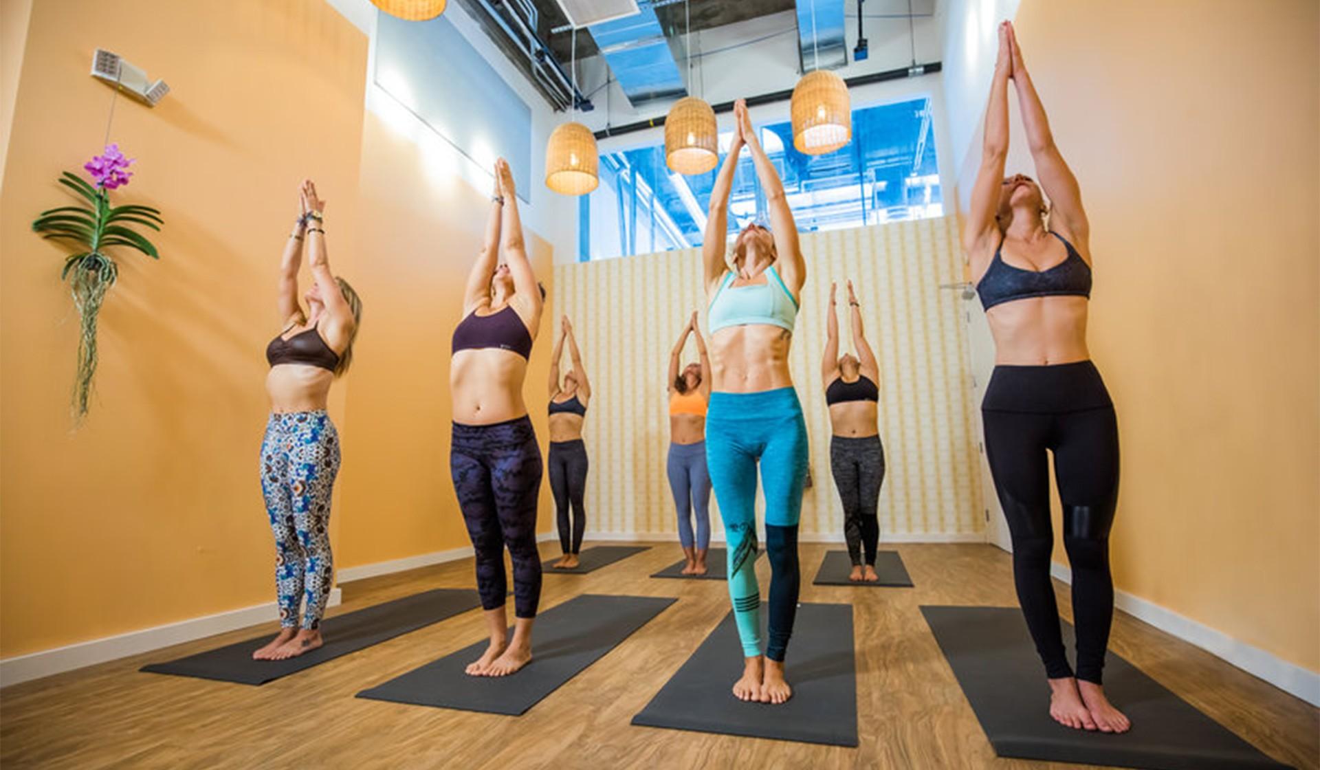 Now Ahana Yoga Miami Design District