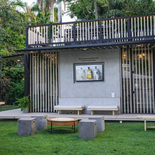 The House of Suntory Tiny House