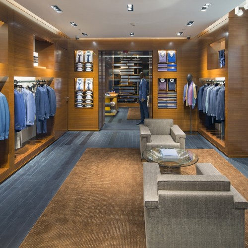 Ermenegildo Zegna World of Personalization