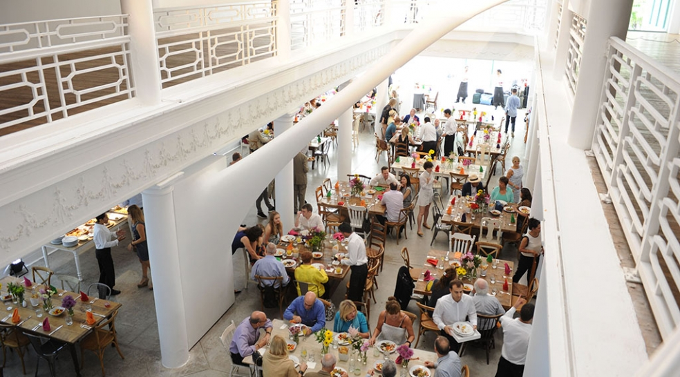 Pritzker Architecture Prize Brunch