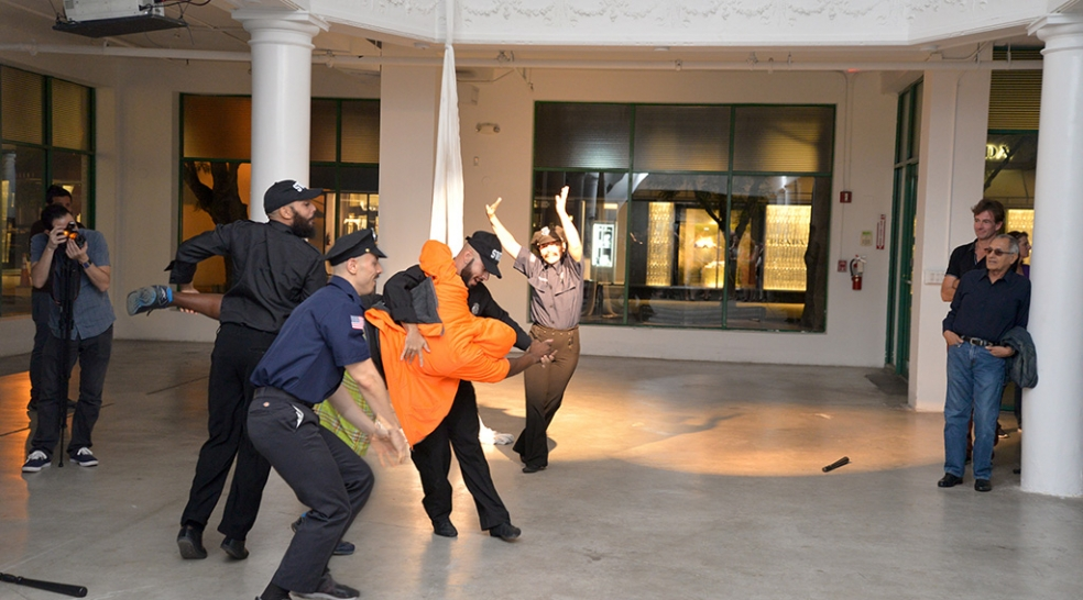 Site-Specific Performance Series September 2015