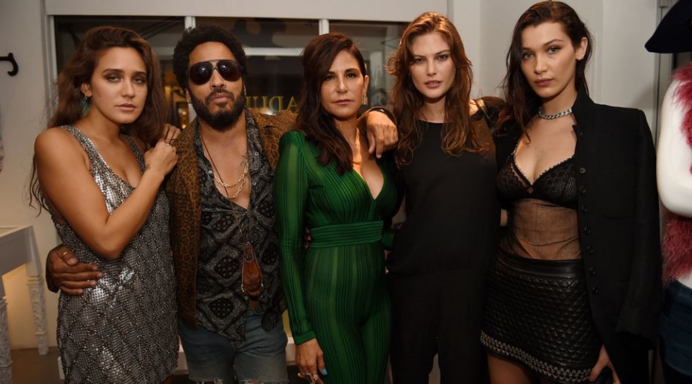 Chrome Hearts Party With Balthazar Getty, Asdru, & Atlanta De Cadenet