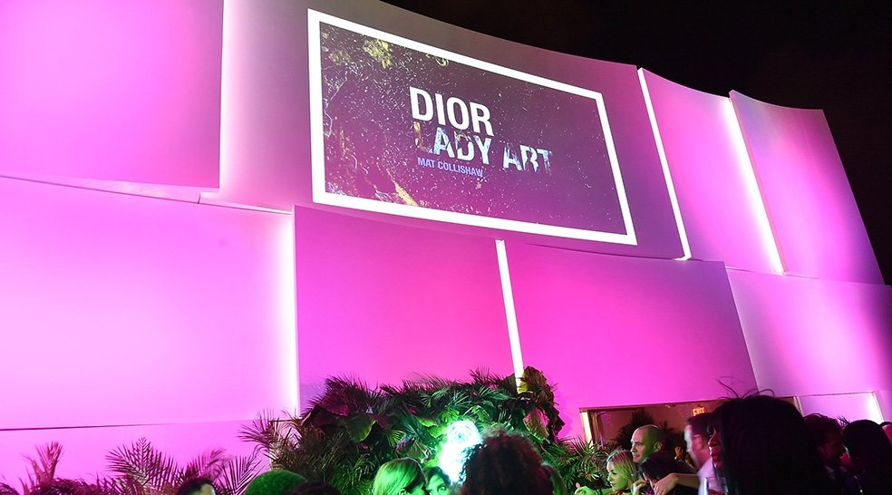 Lady Dior Art Event