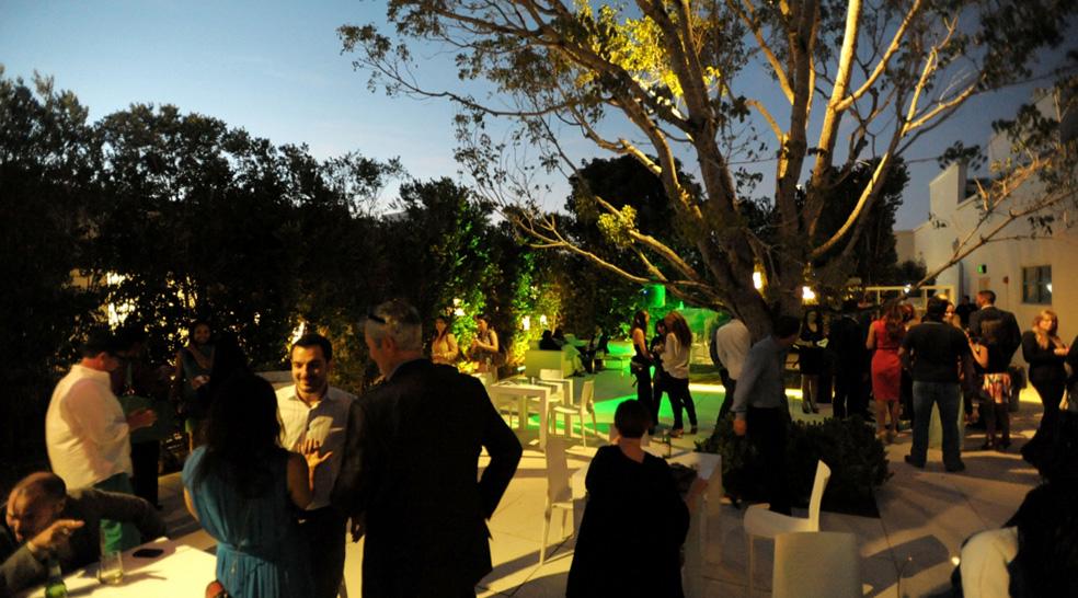 Rooftop Garden Party Miami Design District
