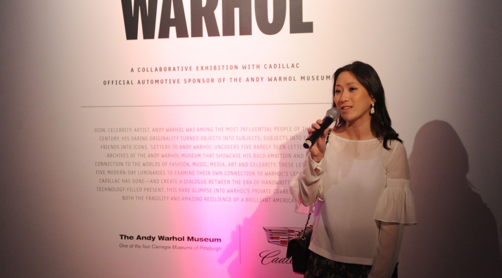 Letters to Andy Warhol Opening Dinner and Reception