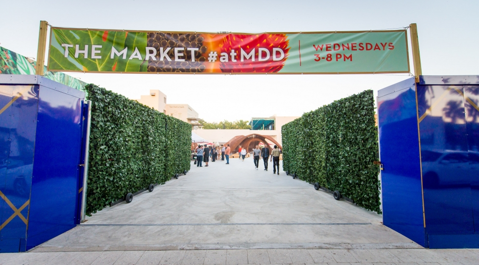 The Market #atMDD Launch