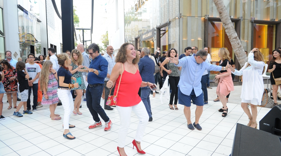 Palm Court Performance Series produced by Emilio Estefan at MDD