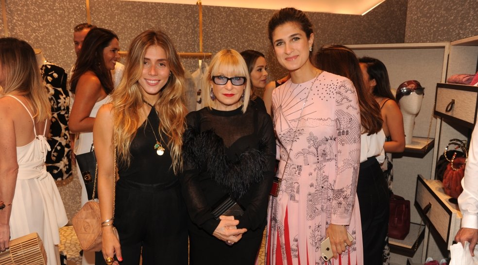 Vogue Brazil Event at Valentino