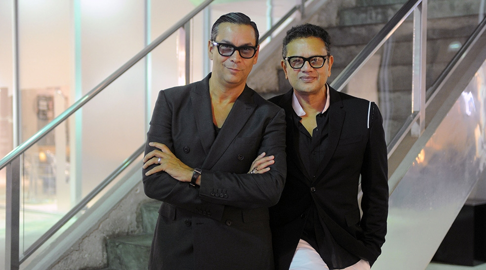 Creative Minds Talks: Art of Storytelling with Naeem Khan and James Aguiar