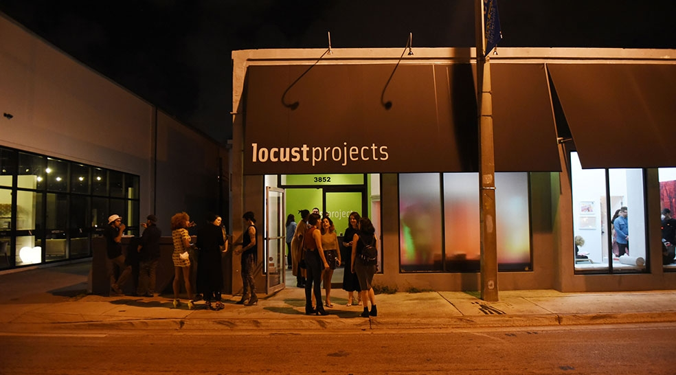 Locust Projects Art Week 2017 Opening Reception