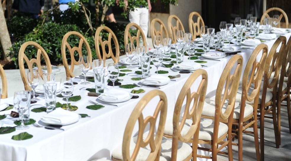Design District and Architectural Digest Luncheon Celebrating Nuage