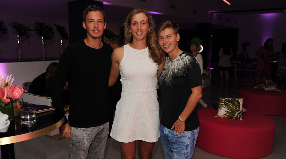 2018 Miami Open Players Party