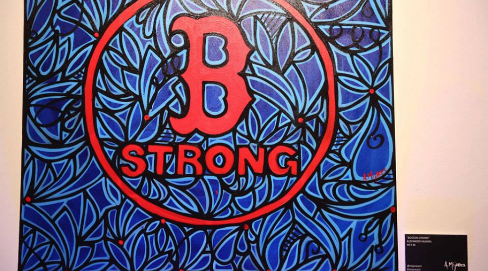 Boston Strong: Empowerment NOT Fear Bash