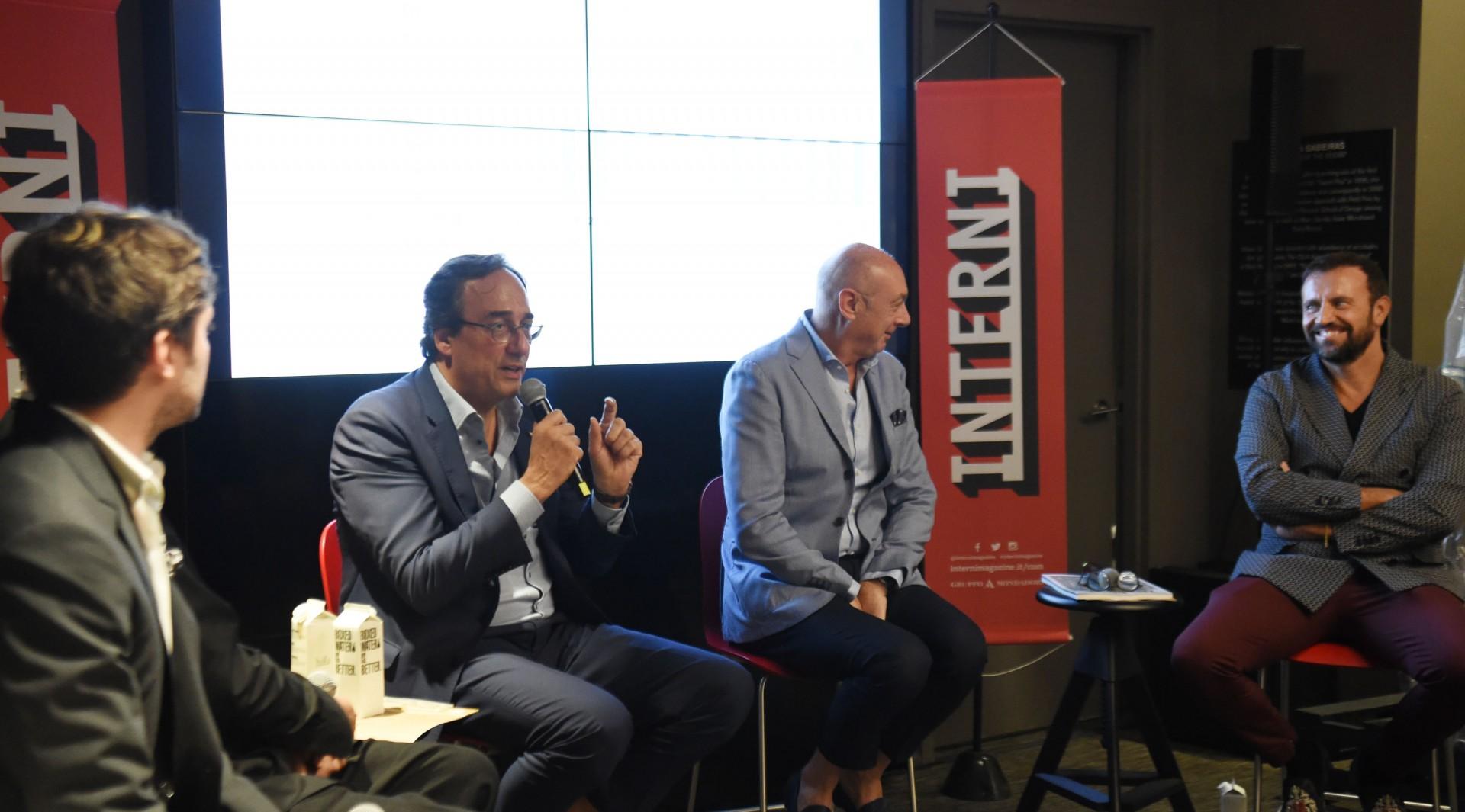 Istituto marangoni interni design talk miami design for Interni design