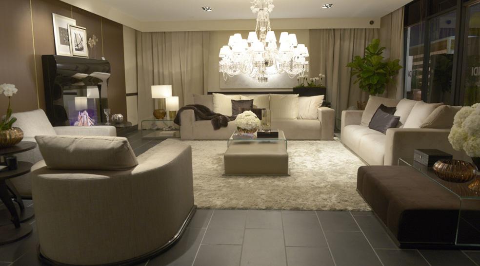 ... Fendi Casa Luxury Living Event ...