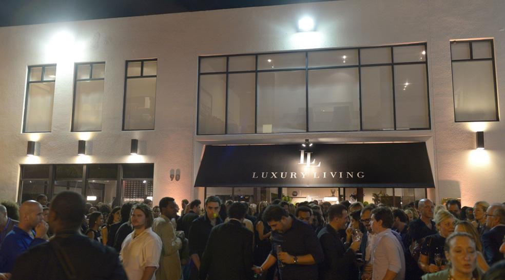 Fendi Casa Luxury Living Event