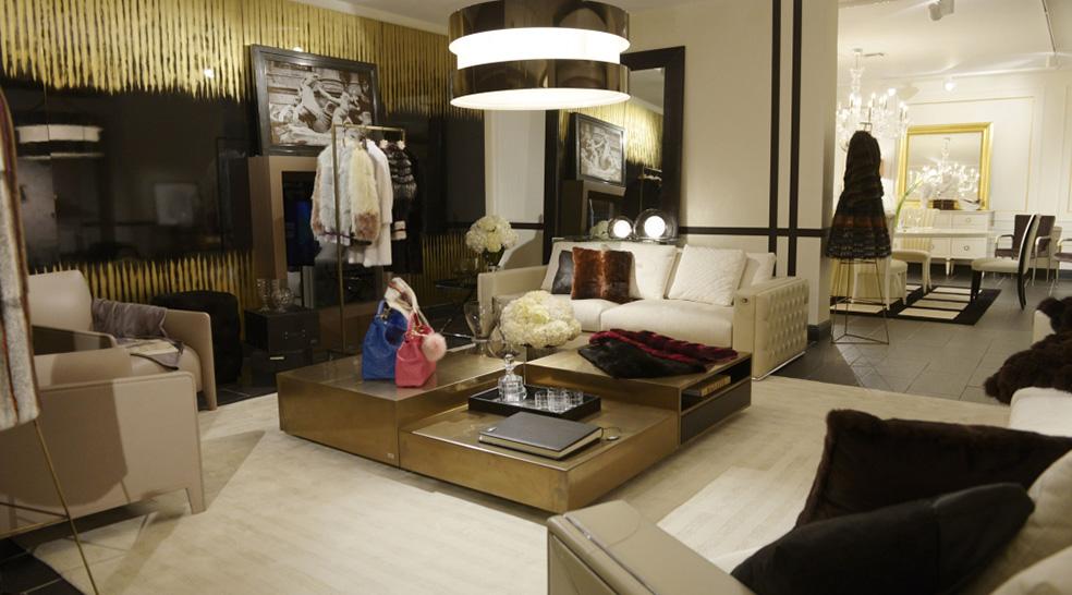 Fendi Casa Luxury Living Event Miami Design District