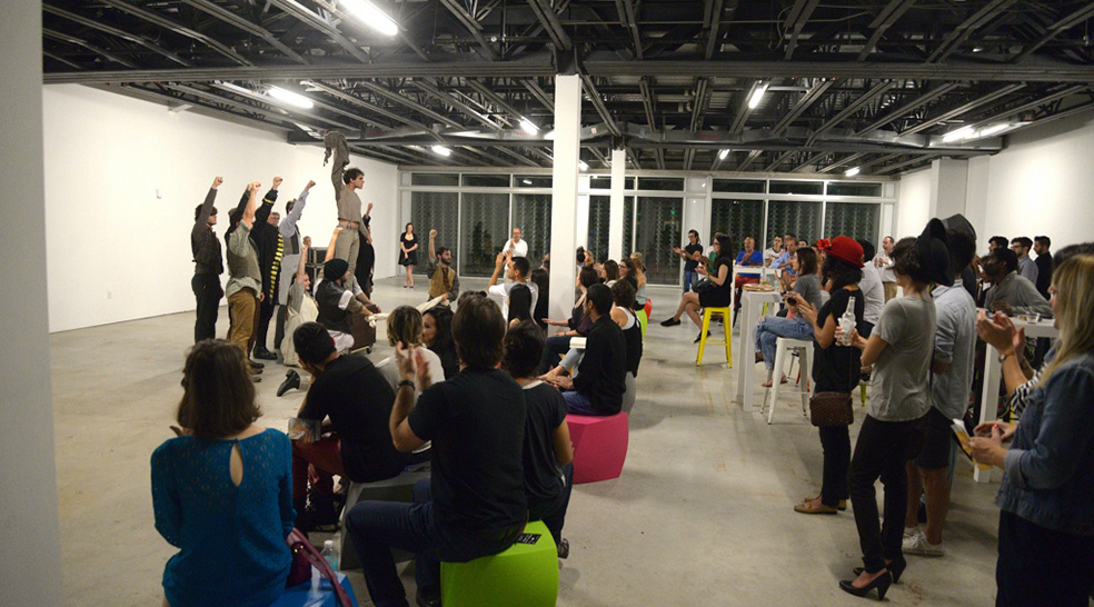 Site-Specific Performance Series September 2014