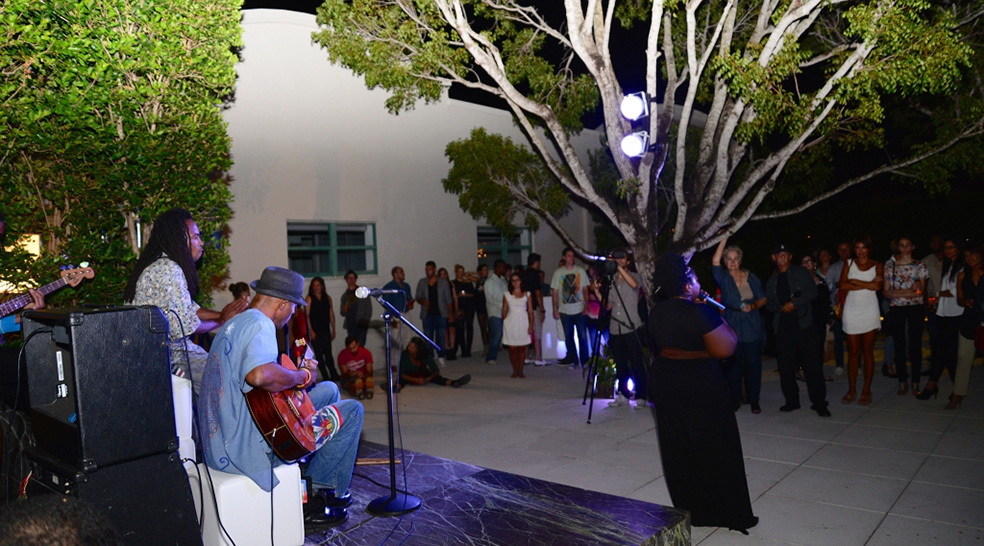 Site-Specific Performance Series October 2014