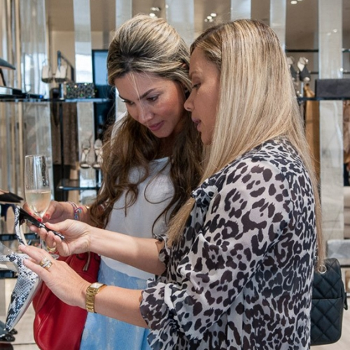 Exclusive Shopping Tour hosted by Miami Design District in collaboration with Vogue Brasil