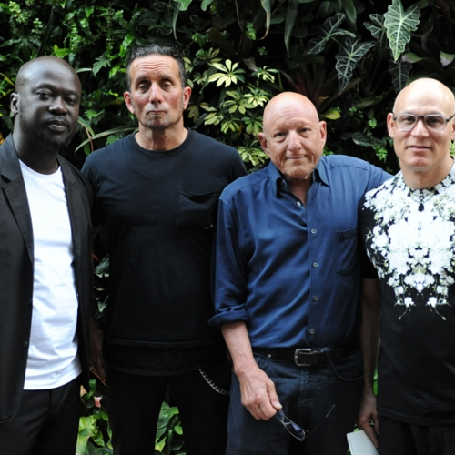 Chrome Hearts & Cultured Magazine host Appetite for Design with David Adjaye & Craig Robins