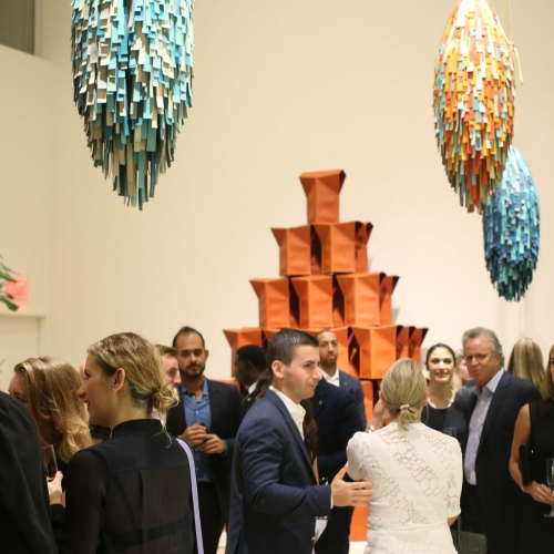 Louis Vuitton Event Celebrating Objets Nomades
