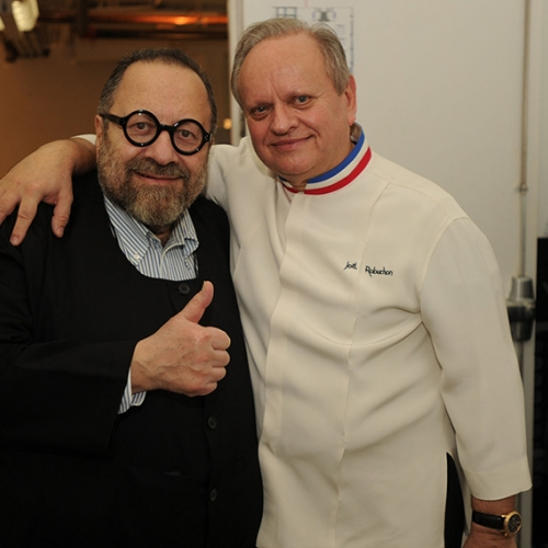 Joël Robuchon Food Network & Cooking Channel South Beach Wine & Food Festival Dinner