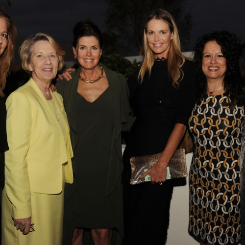 The Women's Fund at Hermès Hosted by Elle Macpherson