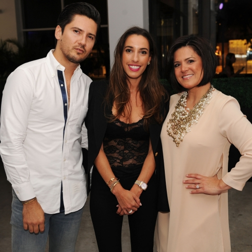 Fashion Fights Cancer Event in Honor of Angeles Almuna