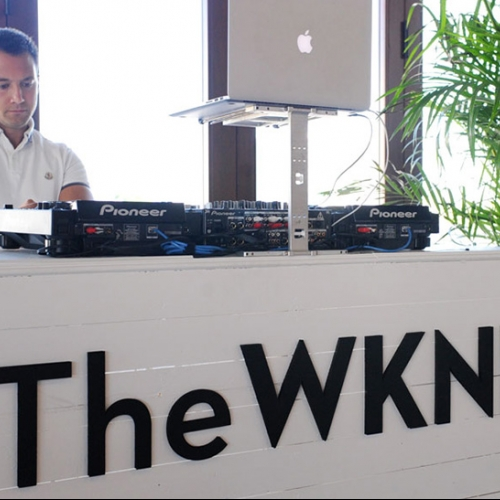 The WKND: Welcome Event and Tour