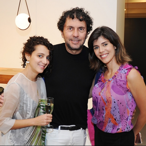 Luminaire Lab and Vogue Casa Brazil Opening Reception of Brazil Evergreen